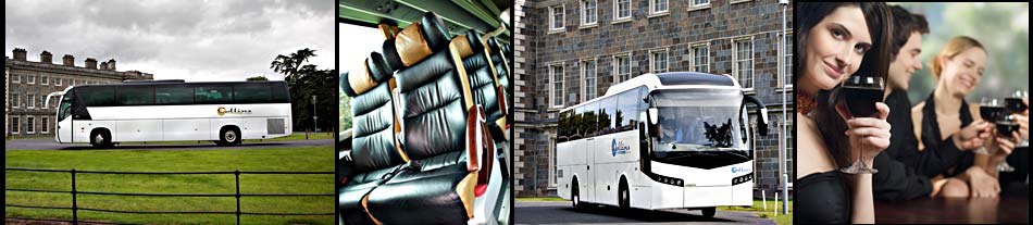 Coach Hire Dublin Ireland