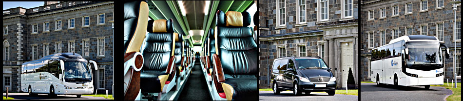 Corporate Chauffeur and Coach Hire